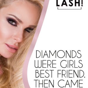 OH MY LASH! POSTER DIAMONDS