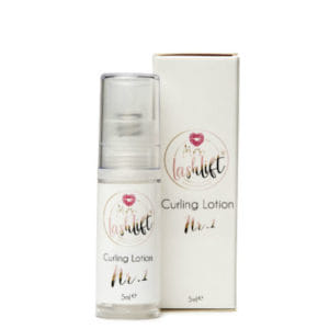 Mrs Lashlift Curling Lotion Nummer 1