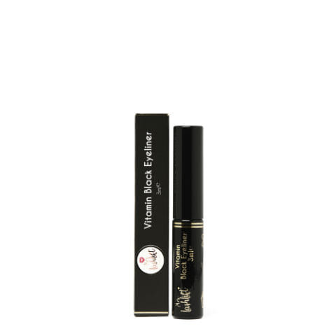 Mrs Lashlift vitamin black eyeliner