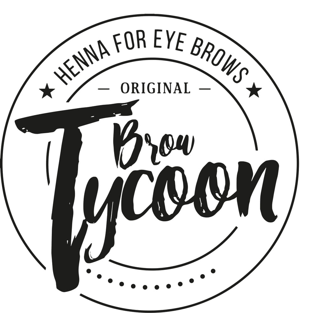 Logo Brow Tycoon - Henna for eye brows